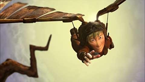 انیمیشن کوتاه میراث
