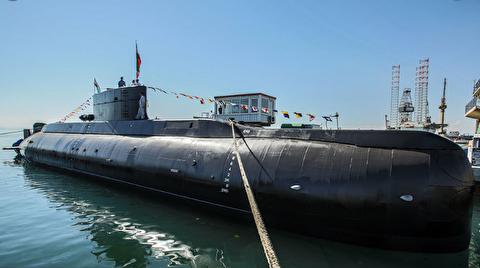 چگونه ایران زیردریایی ساخت؟