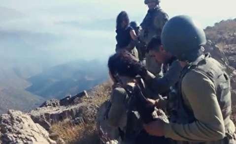کشتن اسرای کرد توسط ارتش ترکیه