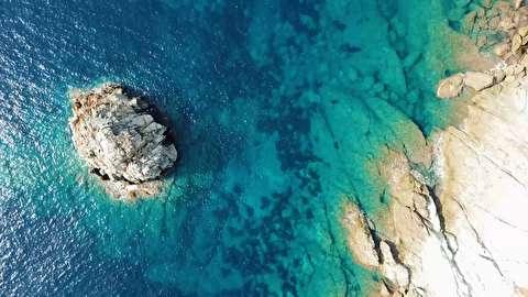 جزیره کرس  از نمای نزدیک