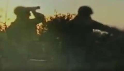 هدف قرار دادن پهپاد اسرائیل توسط حزب الله