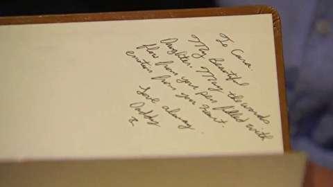 چگونه ابتدای یک کتاب را امضا کنیم؟