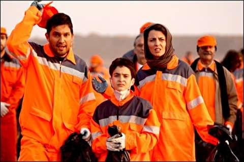 برشهایی از فیلم سینمایی نارنجیپوش