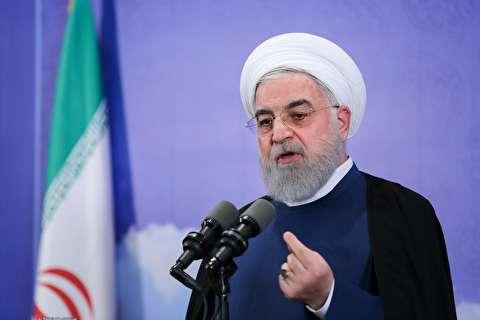 روایت حسن روحانی از گام چهارم ایران