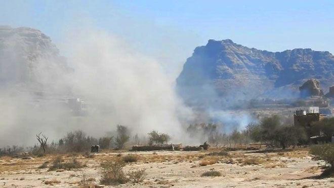 انفجار در پادگان نیروهای مورد حمایت امارات در یمن