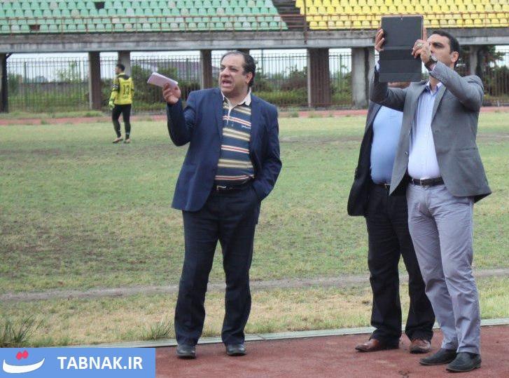 جنجالیترین چهره سازمان لیگ فوتبال برکنار شد
