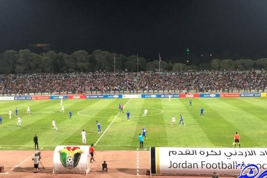 بازی ایران و عراق در کشوری که صدام تشویق میشود!