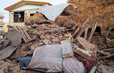 وضعیت آسیب دیدگان زلزله شمال غرب ایران