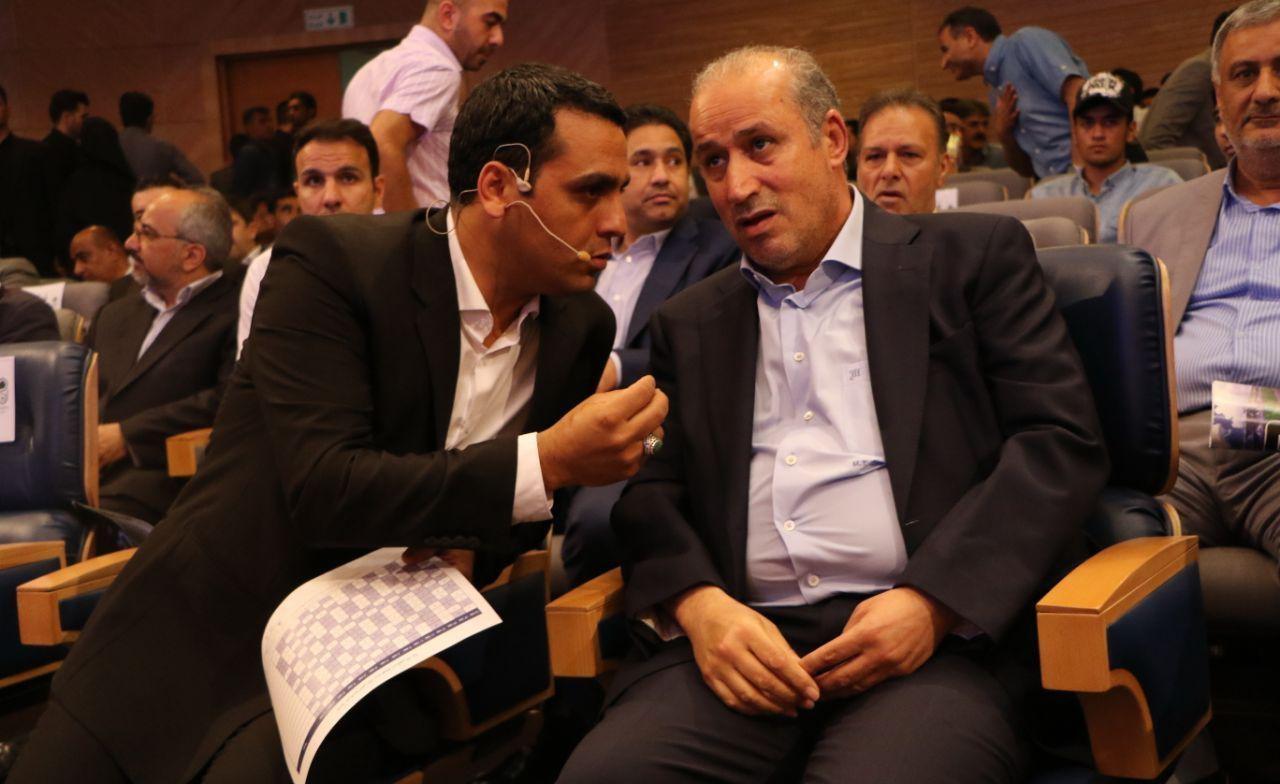 تاج، دخالت نهادهای بیرونی فوتبال در عزل فتاحی را تایید کرد؟