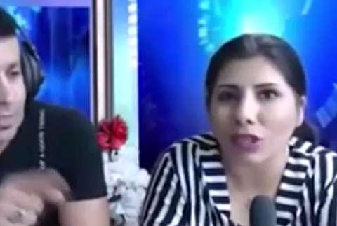 کارمند رادیو اسرائیل: روحالله زم با موساد مرتبط بود