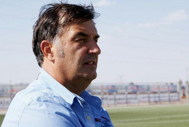 توافق فقیرترین تیم لیگ برتر ایران با یک مربی خارجی!