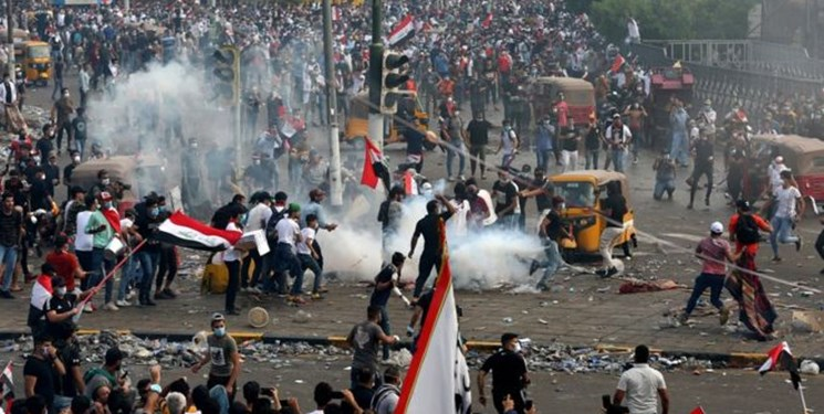 مجازات حبس برای خرابکاری در حوادث اخیر عراق