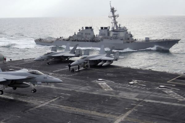 واکنش سنتکام به پهپاد ساقط شده در ایران/ اصابت ۱۷ موشک به اطراف پایگاه استقرار نظامیان آمریکایی در موصل/شرط ایران برای بازگشت آمریکا به برجام/ آغاز گشت زنی هوایی روسیه در شمال سوریه