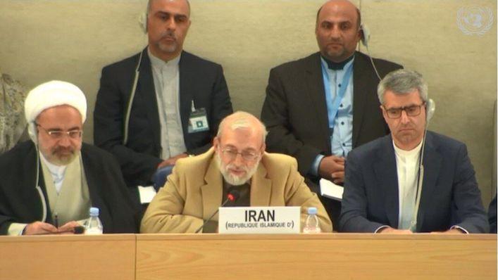 محمد جواد لاریجانی: حقوق بشر یک کالای غربی نیست