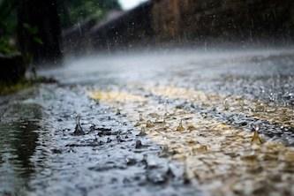 پیش بینی بارش پراکنده باران در برخی مناطق کشور