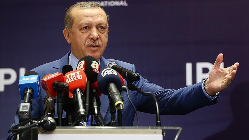 اردوغان چه کشوری را پشت پرده اعتراضات در عراق می داند!؟
