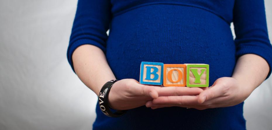 سه علامت بارداری پسر