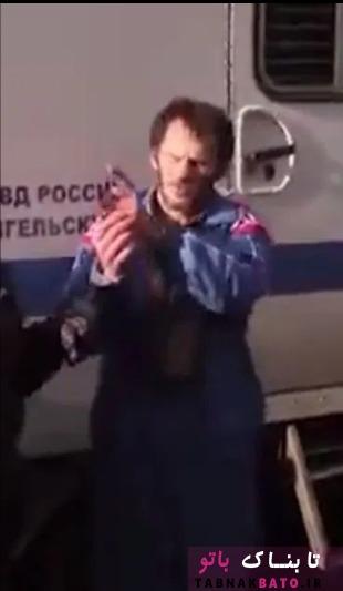آدمخوار روسی بازداشت شد