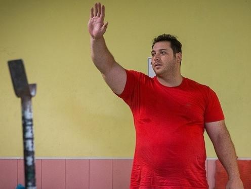 هرکول بدشانس ایران از رسما وزنهبرداری خداحافظی کرد