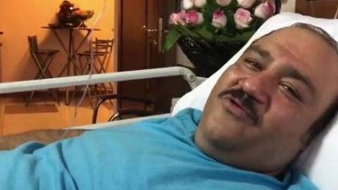 «مهران غفوریان» در بیمارستان بستری شد