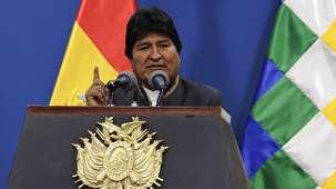 Bolivia's Evo Morales accepts Mexico's political asylum offer