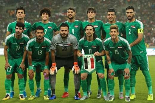 هشدارجدی AFC به بازیکنان عراق درباره شعارسیاسی