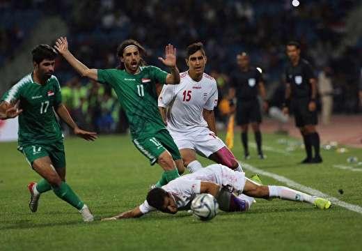 عذرخواهی فدراسیون فوتبال بعدازباخت به عراق