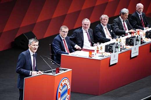 رئیس جدید باشگاه بایرن مونیخ انتخاب شد+عکس