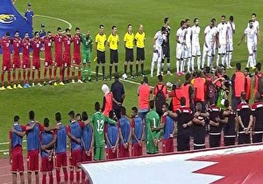 بحرین بخاطر توهین به سرود ملی ایران نقره داغ شد