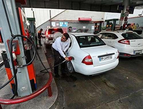 اولین روز بنزین ۱۵۰۰-۳۰۰۰ تومانی چگونه گذشت؟