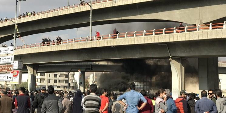 درخواست وزارت خارجه آمریکا از آشوبگران در ایران