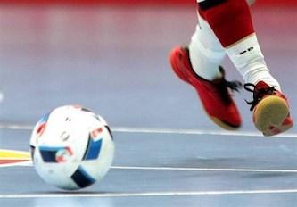 ۴ فوتسالیست ایران در ترکیب تیم ملی جمهوری آذربایجان