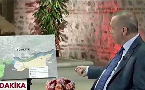 اردوغان کدام مناطق سوریه را میخواهد؟