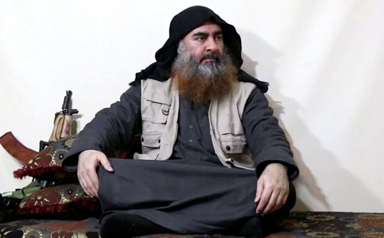 ابوبکر بغدادی کشته شد