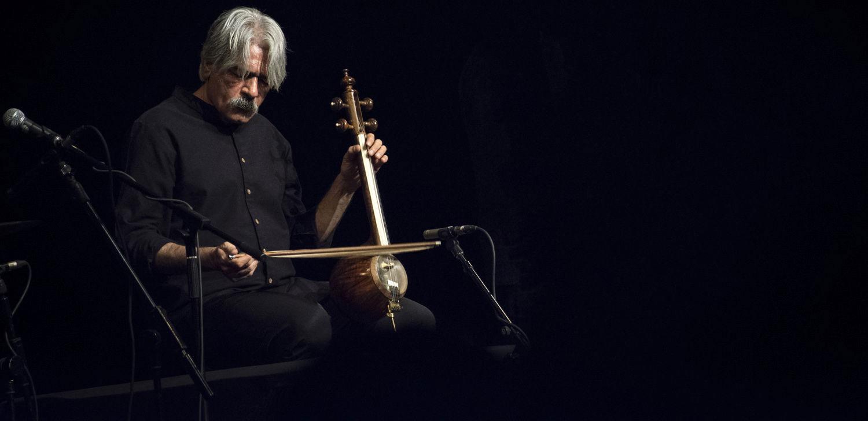 جایزه مرد سال موسیقی جهان برای کیهان کلهر