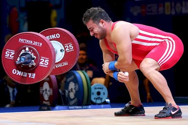 کیانوش از حضور در انتخابی المپیک در پرو کنار کشید
