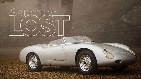 ساخت پورشه 356 کررا اسپیدستر زاگاتو 1957