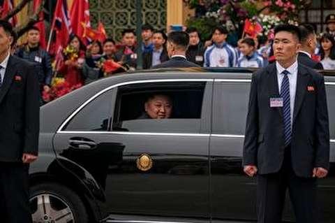 همه خودروهای لوکس رهبر کره شمالی