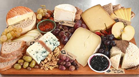 روش درست کردن تخته پنیر