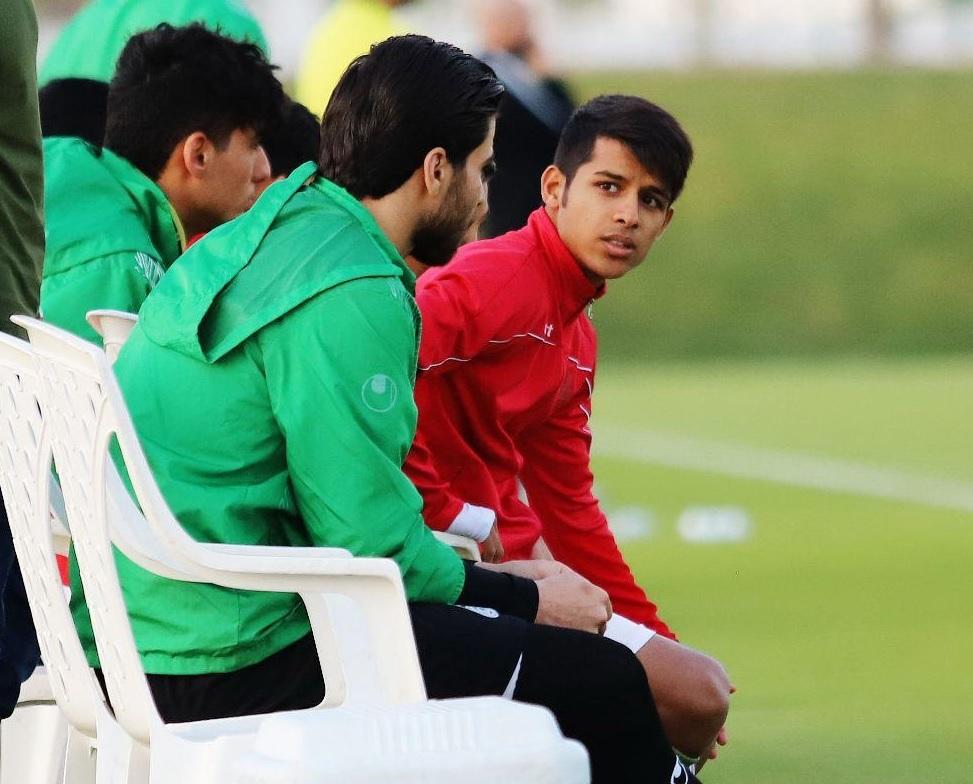 قائدی: کمک مربی قطر پنالتی روی من را ندید