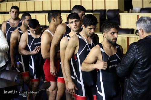 بازار بزرگ ایران فینالیست لیگ کشتی آزاد شد