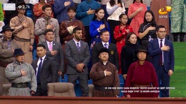 سعید ملایی تبعه مغولستان شد
