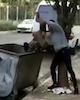 نگاه «سرسری» به ماجرای انداختن کودک زباله گرد به سطل!