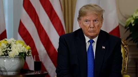 ترامپ: از معترضان ایران حمایت نمیکنم