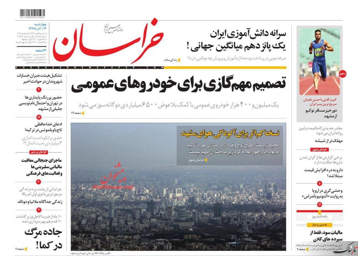 چرا دلار گران شد؟/ حضور پررنگ پایداریها در تهران و احتمال نام نویسی جلیلی از مشهد/ در برابر تورم روزافزون چگونه میتوان سخن از صبر و حوصله گفت؟