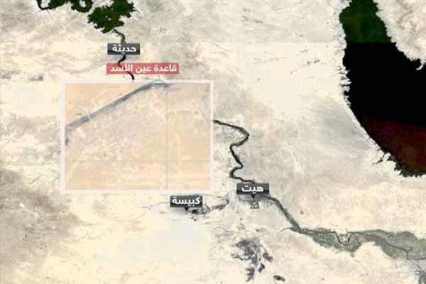حمله موشکی به بزرگترین پایگاه نیروهای آمریکایی در عراق/ادعای آتش زدن کنسولگری ایران در نجف برای سومین بار/واکنش جدید ترامپ به اغتشاشات ایران/تمایل عربستان و امارات به مذاکره با ایران