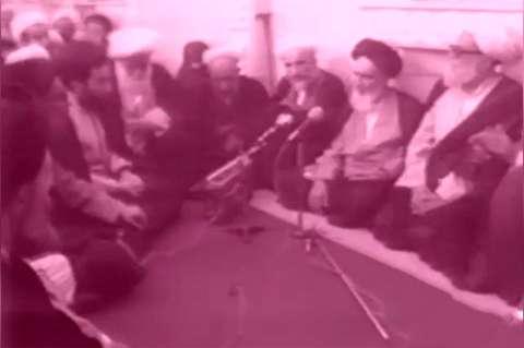 هشدار امام خمینی خطاب به مجلس خبرگان