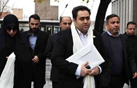 موضع داماد روحانی پس از ثبت نام در انتخابات