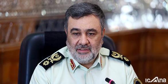 سردار اشتری:  ناآرامیهای اخیر یک فتنه امنیتی بود