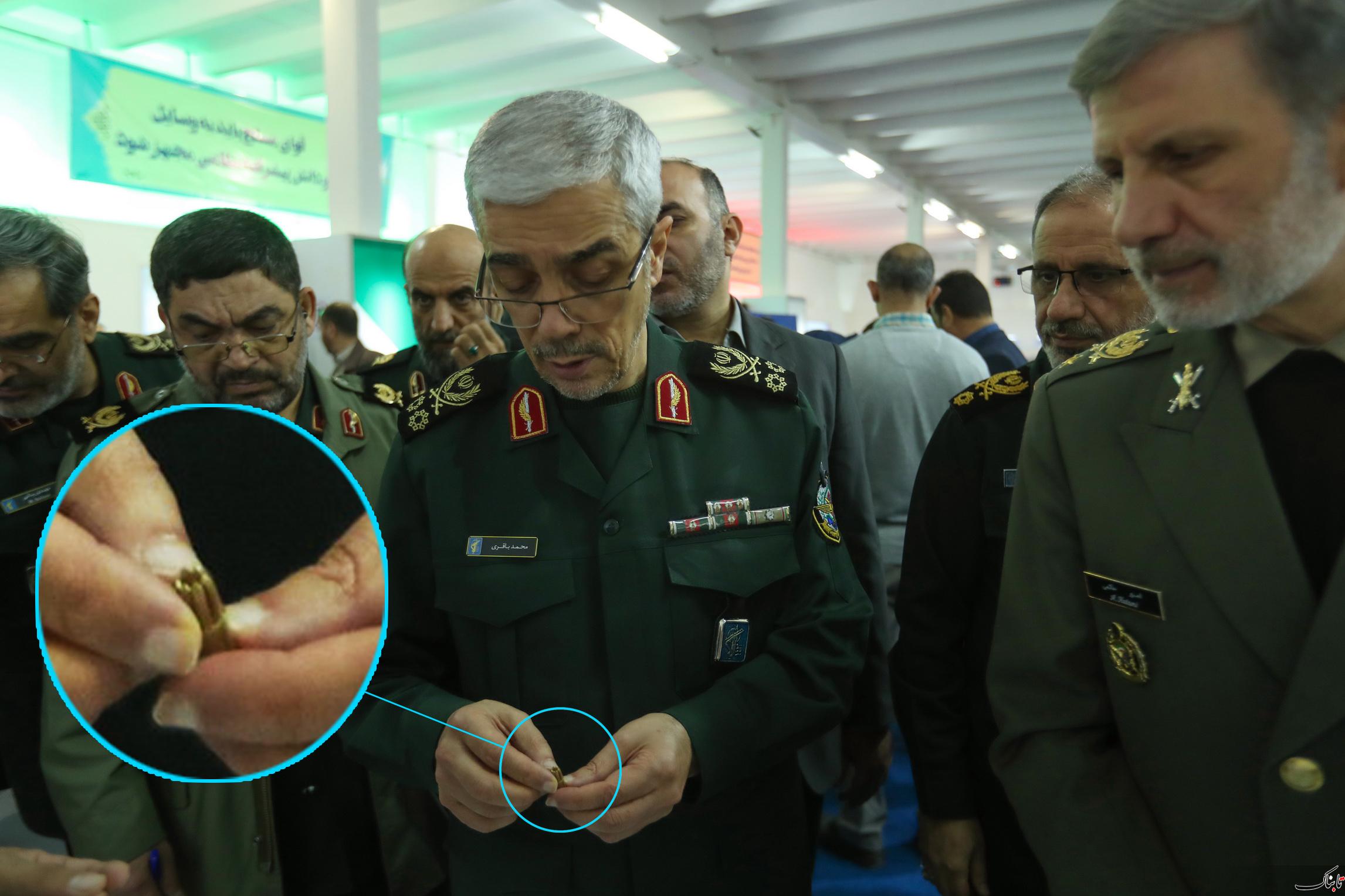 گلوله RIP؛ دستاورد جدید دفاعی ایران